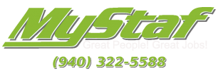 MyStaf - Jobs in Wichita Falls